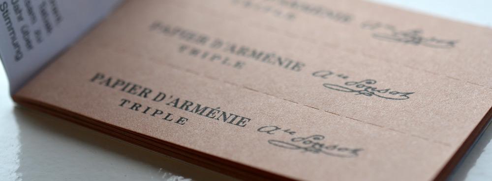 армянская бумага