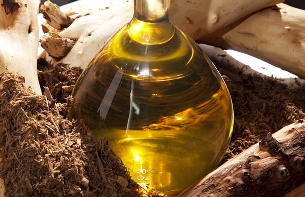 Сандаловое масло