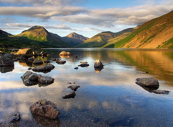 Озеро Wastwater